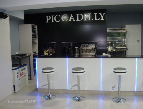 Pub Piccadilly: Local comercial